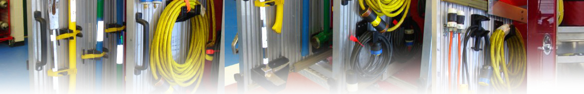 Pac Brackets Australia - Your answer to stowing tools & equipment safety.